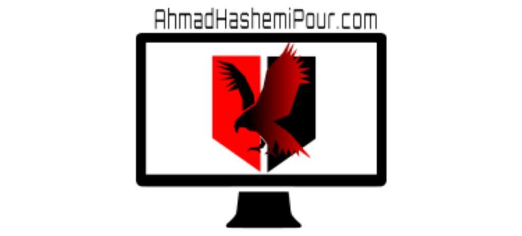 آموزش برنامه نویسی با احمد هاشمی